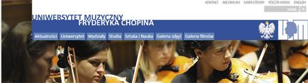 Uniwersytet Muzyczny w Warszawie