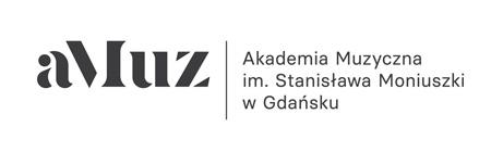 nowe logo Akademii Muzycznej w Gdańsku