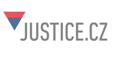 logo Ministerstwa Sprawiedliwości Republiki Czeskiej