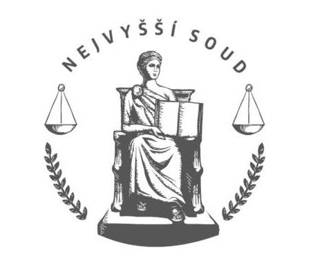 logo Sądu Najwyższego Republiki Czeskiej