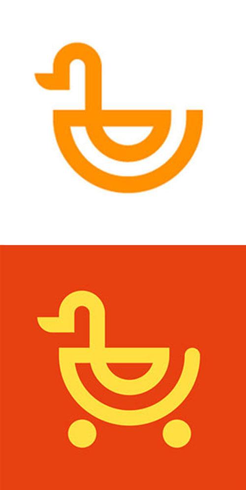 kaczka - logo