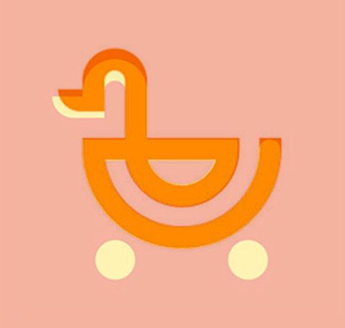 kaczka - nałożenie obu projektów