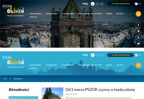 oficjalny portal miasta