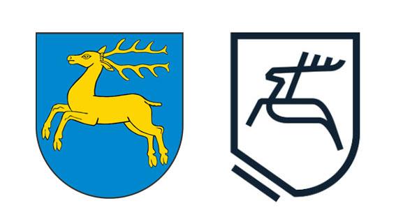 Kozienice herb i logo