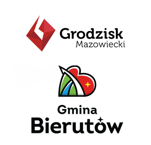 Grodzisk Mazowiecki i gmina Bierutów