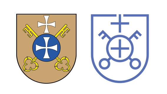 Nowe Skalmierzyce herb i logo