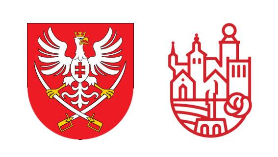powiat Miechowski herb i logo
