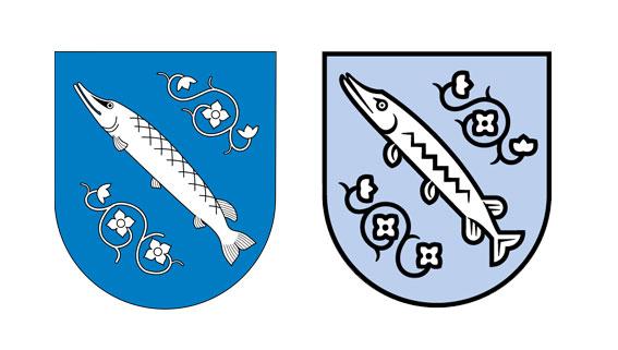 Rybnik herb i logo