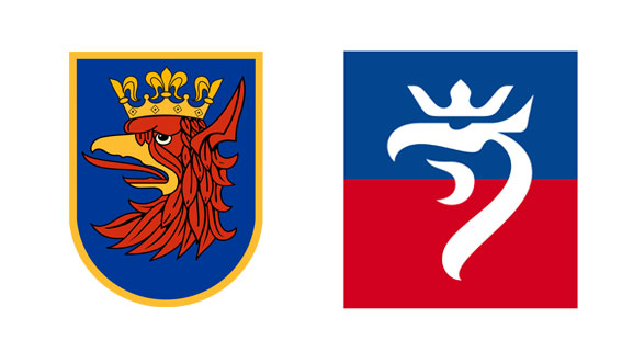 Szczecin- herb i logo