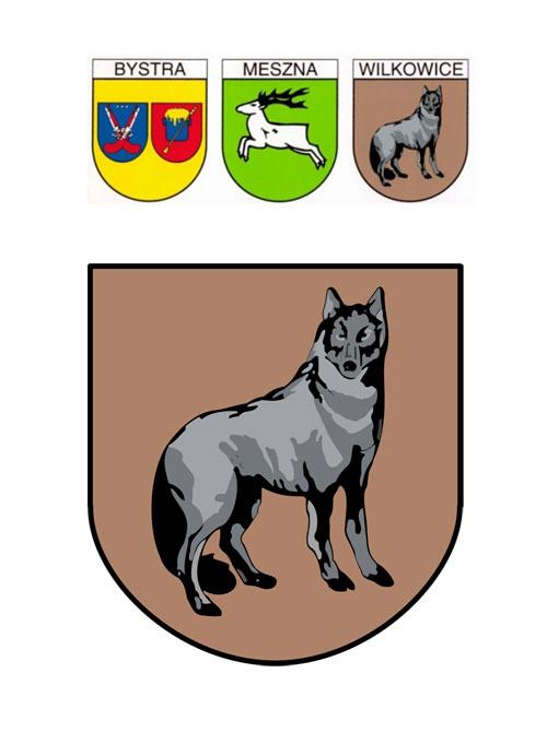 gmina Wilkowice - herb?