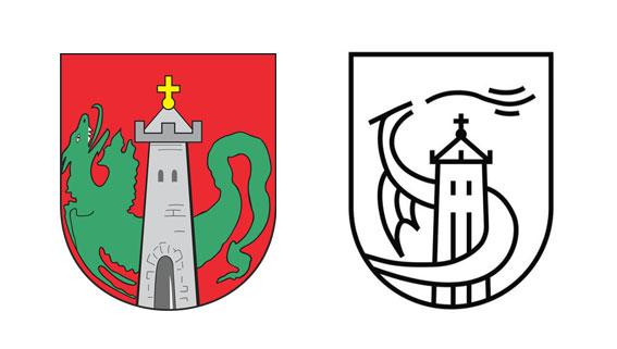 Żmigród herb i logo