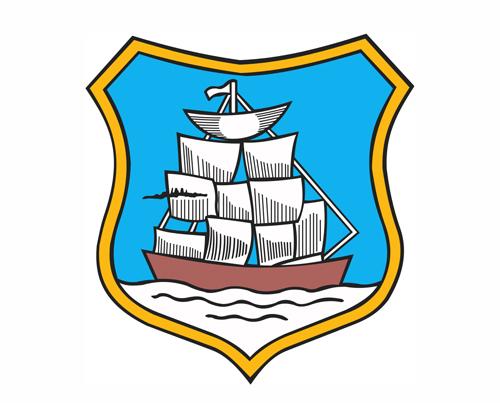aktualny herb miasta Radymno