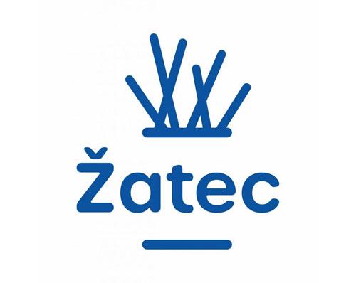 miasto Žatec logo