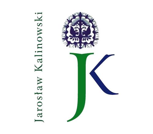 monogram Jarosława Kalinowskiego