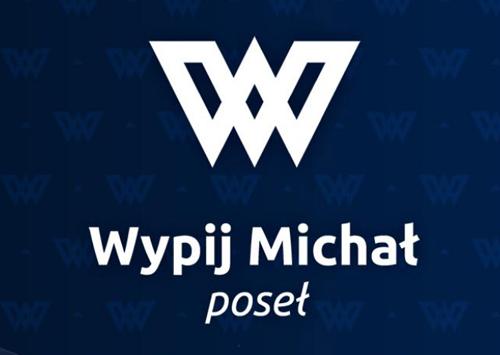 monogram posła Wypija