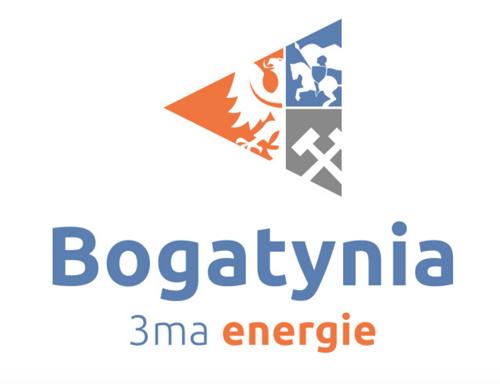 logo miasta Bogatyni