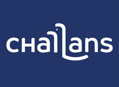 Nowe logo miasta Challans / Francja