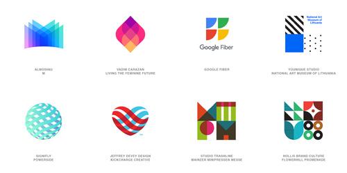 Raport dotyczący trendów w projektowaniu logo 2021