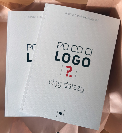 """""""po co Ci logo? ciąg dalszy"""" Andrzej-Ludwik Włoszczyński"""