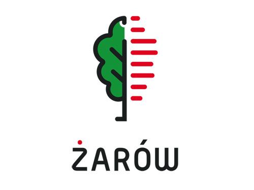 Żarów nowe logo