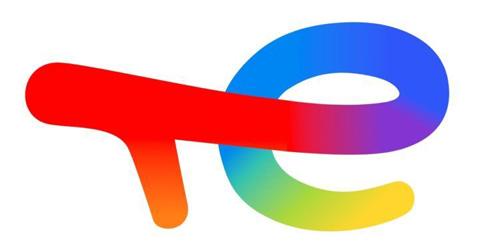 Total nowe logo