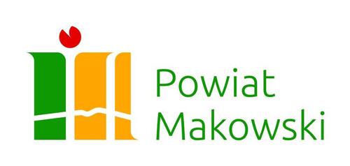 powiat makowski logo