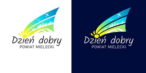 powiat mielecki nowe logo